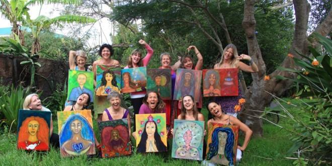 Creativity Unleashed LIVE retreat BONUS